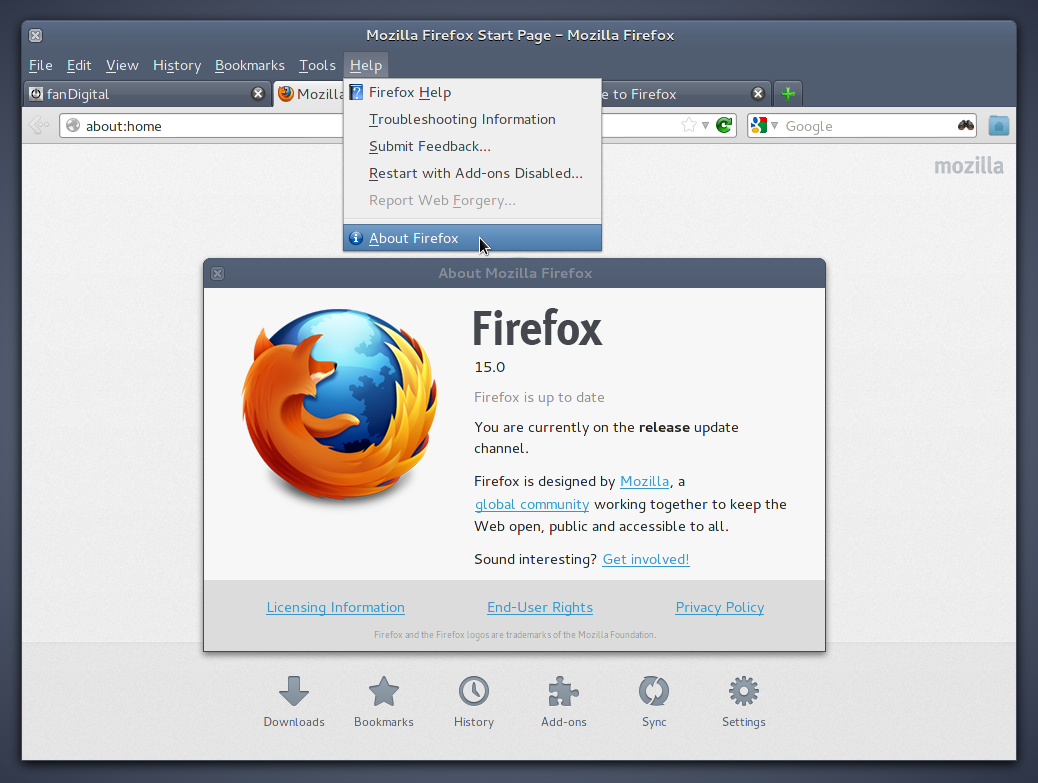 How to Check for Updates in Mozilla Firefox 11 Steps